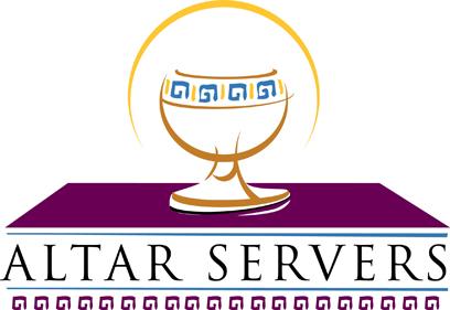 Altar Servers Logo