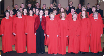 Ashbourne Senior Choir