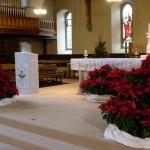 Chirstmas altar 3