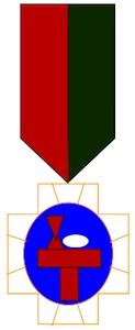 St Michael's medal