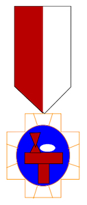 St Patrick's Medal