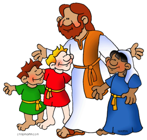 Jesus & Children