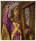 Image of saint