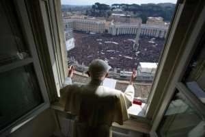 Pope Benedict's Final Audience